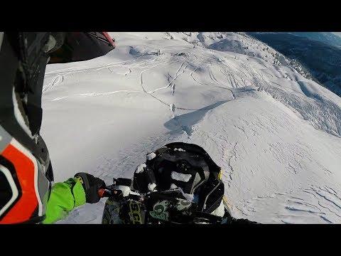 GoPro Awards: Snowmobile Gap M...