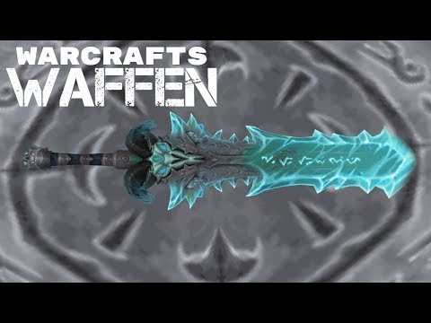 Frostgrams Erbe | Eisbringer und Frostschnitter - Warcrafts Waffen | WoW Lore