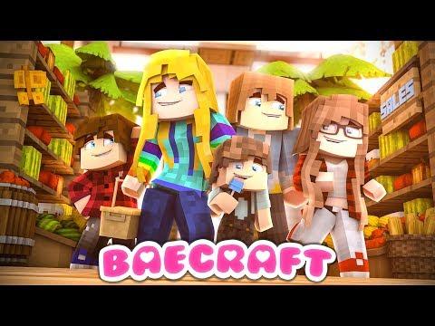 SCHOOL SHOPPING! | Baecraft Ep 28