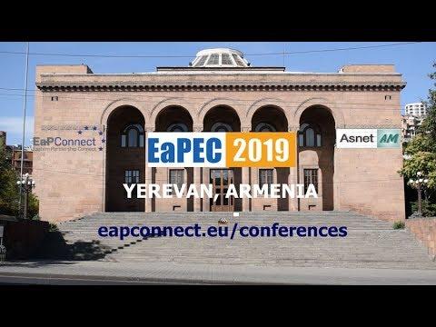 Come To EaPEC 2019 In Yerevan!
