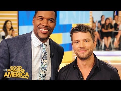 Ryan Phillippe interview on Good Morning America (July 10, 2017)