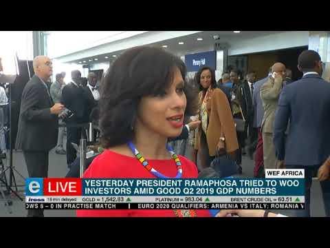 World Economic Forum on Africa Day 2