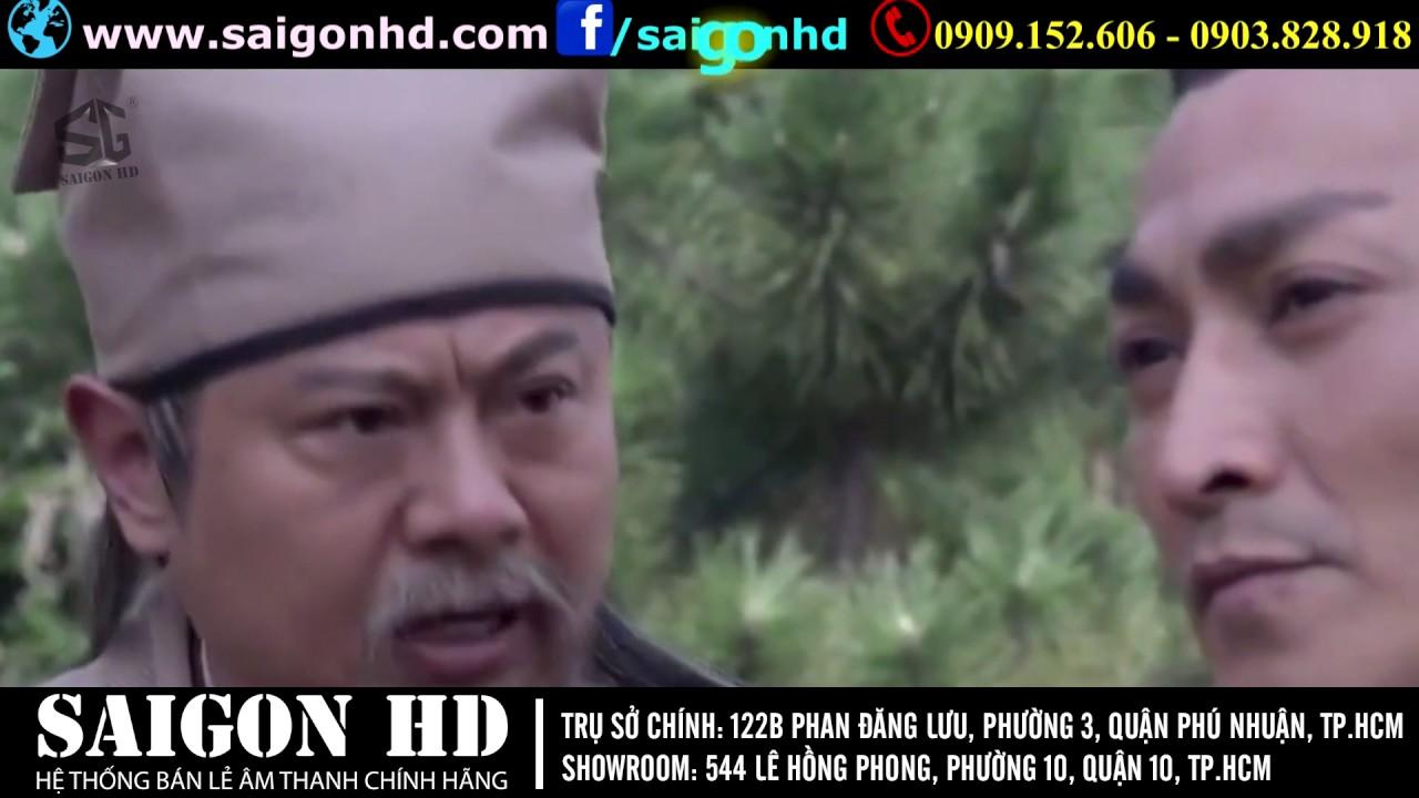 Bao Công xem đá banh trên máy chiếu BENQ TH683