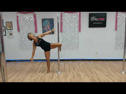 Pole Fitness Workout: Full 1-hour Class, 5