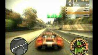 NFS MW TEST pLAN ONLINE! EPIC FAIL =S.mp4