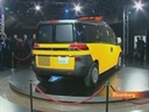 Turkish-Made Cab Vies for New York's `Taxi of Tomorrow'