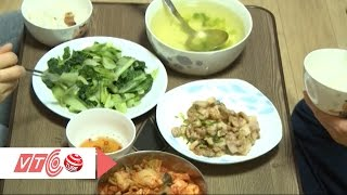 Bữa cơm của người Việt tại Seoul | VTC