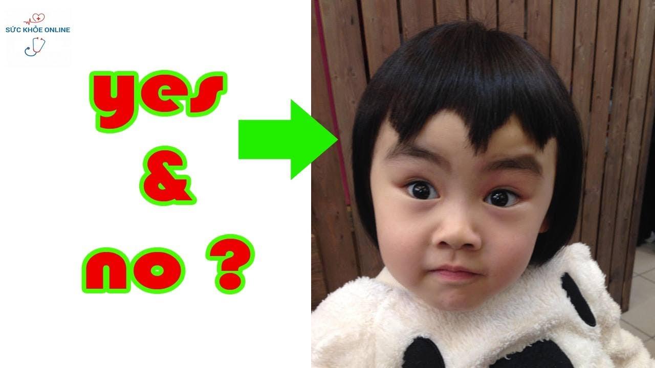 Có nên cắt tóc máu cho trẻ sơ sinh hay không ?