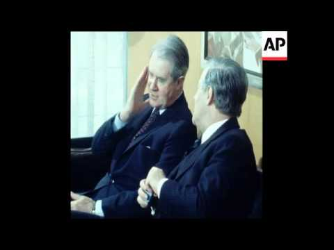 SYND 23/02/80 UNITED STATES SECRETARY OF STATE CYRUS VANCE ON MOSCOW OLYMPIC BOYCOTT TOUR