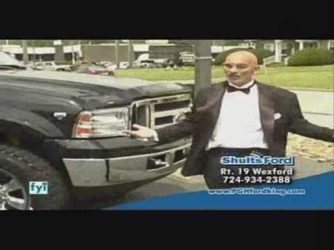 Shults Ford Wexford >> Richard Bazzy's Shults Ford of Wexford Ford Certified Pre ...