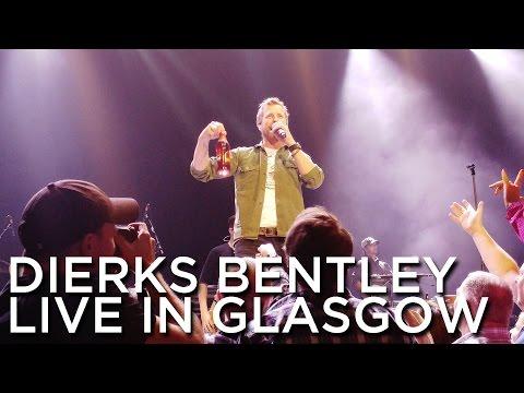 2016-04-24 'Dierks Bentley' @ Clyde Auditorium, Glasgow, UK ('Tip It On Back' & 'Drunk On A Plane')