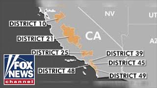 California primaries take center stage