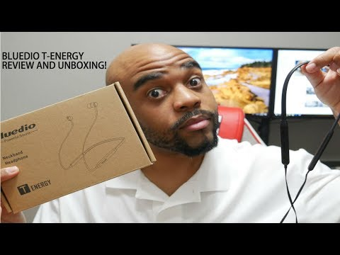 Bluedio T Energy Headphone Review and Unboxing! Great for $25.00!
