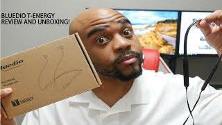 Bluedio T Enèji Headphone Revizyon ak Unboxing! Gran pou $ 25.00!