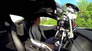 Need for Speed 2014 как снимали фильм