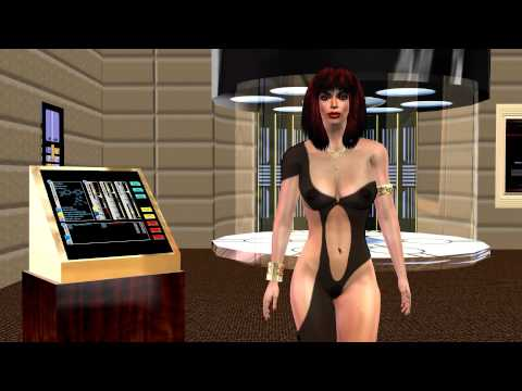 Star Trek - Beverly Crusher and Deanna Troi in Loveиз YouTube · Длительность: 3 мин21 с