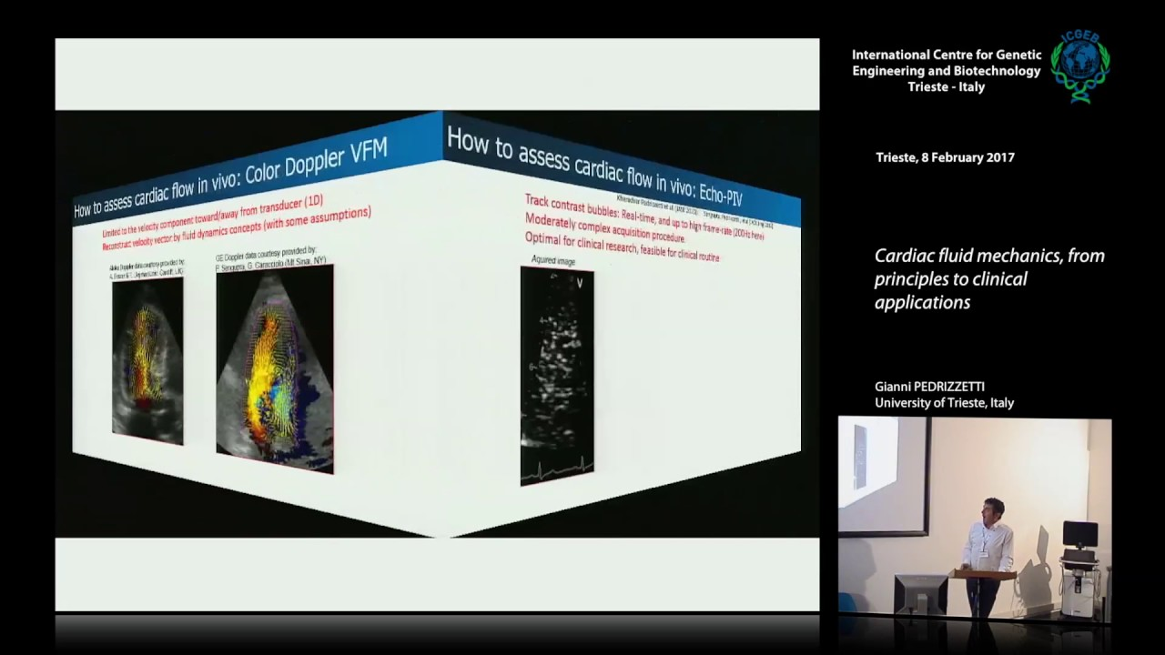 G  Pedrizzetti - Cardiac fluid mechanics, from principles to clinical  applications