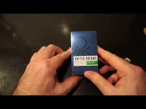 UNITED DREAMS 60 FAR обзор парфюма для мужчин