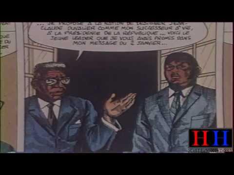 Jean-Claude Duvalier interview(1981) part 2/2