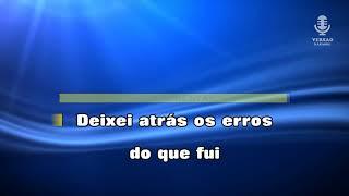 ♫ Demo - Karaoke - TUDO ISSO - Camané