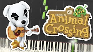 Video Animal Crossing: New Leaf - KK Jongara Theme Piano Tutorial Synthesia download MP3, 3GP, MP4, WEBM, AVI, FLV Juni 2018