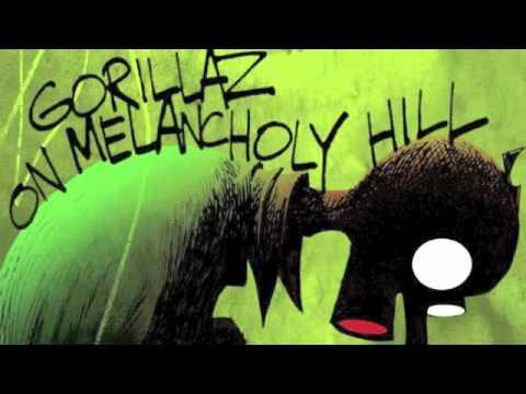 Gorillaz - On Melancholy Hill (Cover - Karaoke)
