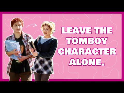 the tomboy figure, gender expression, and the media that portrays them
