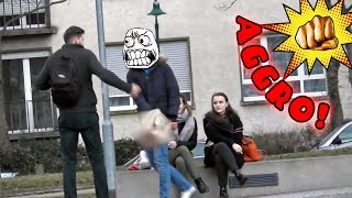 Aggressionen unter Kontrolle PRANK! | PvP