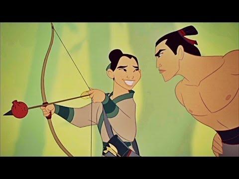 • Mulan || I'll make a man out of you [greek with lyrics] •