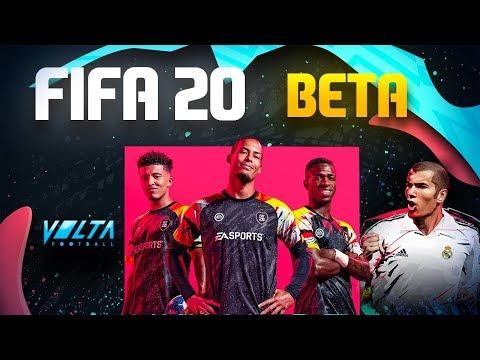 COMO CONSEGUIR LA BETA DE FIFA 20!!! - FECHA DE LA BETA DE FIFA 20!!! - 동영상