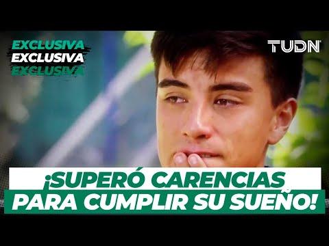 ¡Los sueños se cumplen! Ésta es la historia de vida de Fernando Beltrán | TUDN
