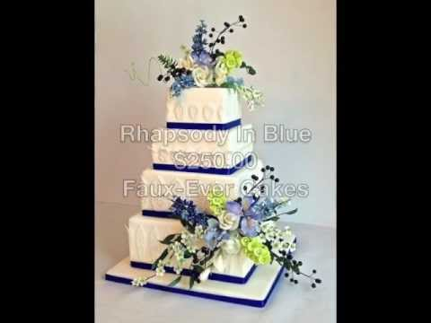 Wedding Cakes, Las Vegas, Rhapsody In Blue, Faux Ever Cakes   YouTube