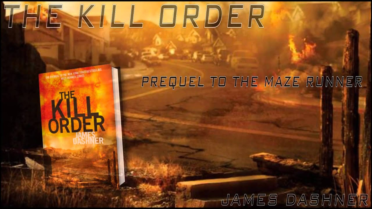maze runner the kill order pdf
