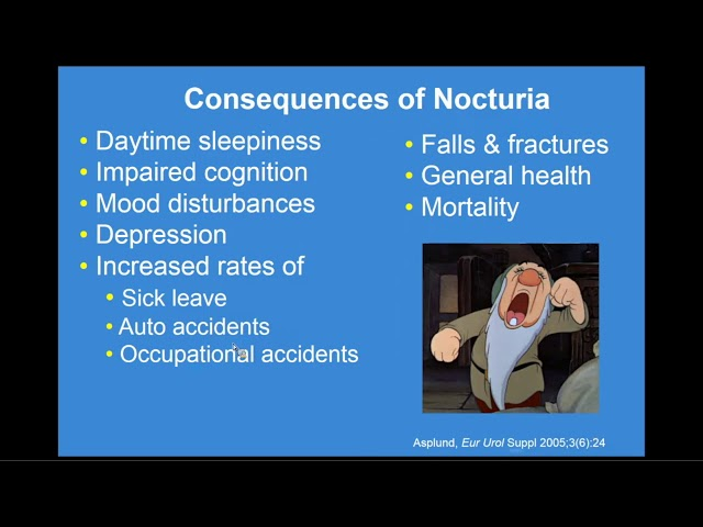 Nocturia Review