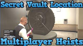 """GTA 5 Online: Secret Bank Vault Tutorial (""""How To Get Inside The Bank"""") (GTA V Multiplayer)"""