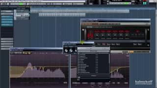 Урок сведения звука для видеороликов  Сведение голоса, музыки и интершума
