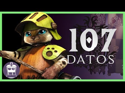 107 Datos que DEBES saber de Monster Hunter World | AtomiK.O. #65 thumbnail