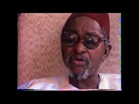 le Griot , La Parole sacerdotale d'une mémoire africaine (Amadou Hampaté Ba)