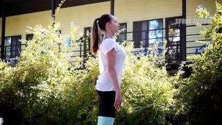 Упражнение №1.Базовое положение тела-Центровка.Правила дыхания.