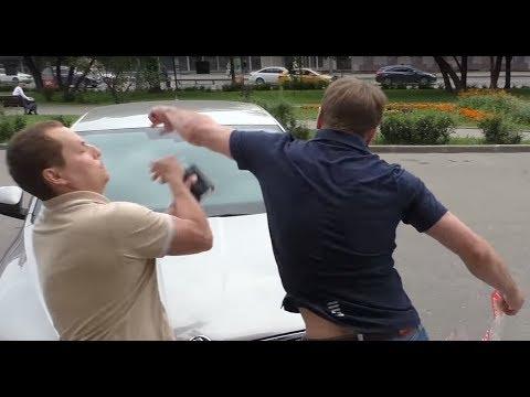 Не давите пешеходов!
