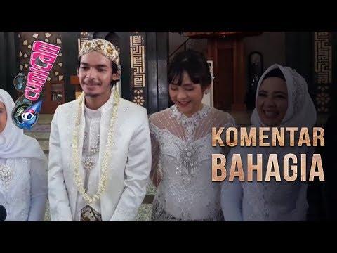 Resmi Menikah, Begini Komentar Bahagia Alffy Rev dan Linka - Cumicam 05 Januari 2019