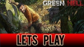 THE FIRST 12 MINUTES OF GREEN HELL (EARLY ACCESS) GAMEPLAY (HD)