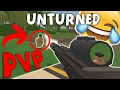 "Unturned PVP - ""ENEMIES EVERYWHERE!"" - FUNNY MOMENTS"