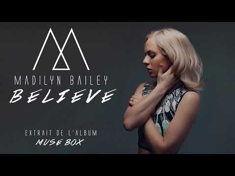 Madilyn Bailey - Believe (Official Audio)