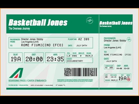 Basketball Jones: The Overseas Journey (Trailer 2)