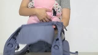 [아이랑] 아기띠 착용방법
