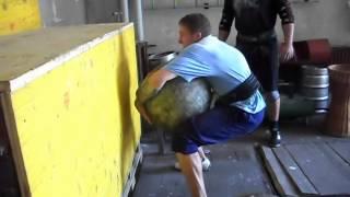christoph moser 180kg kugel