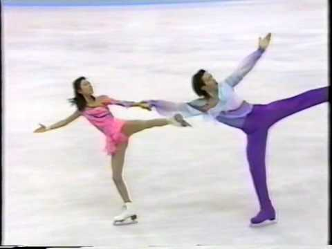 Qing Pang & Jian Tong CHN - 2005 Four Continents Championships LP