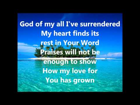 God of my Forever with Lyrics City Harvest Church