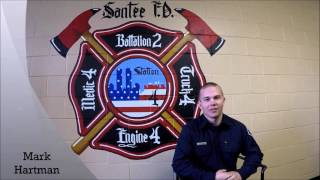 Santee Fire Academy 21